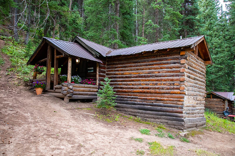 Blue Grouse Cabin