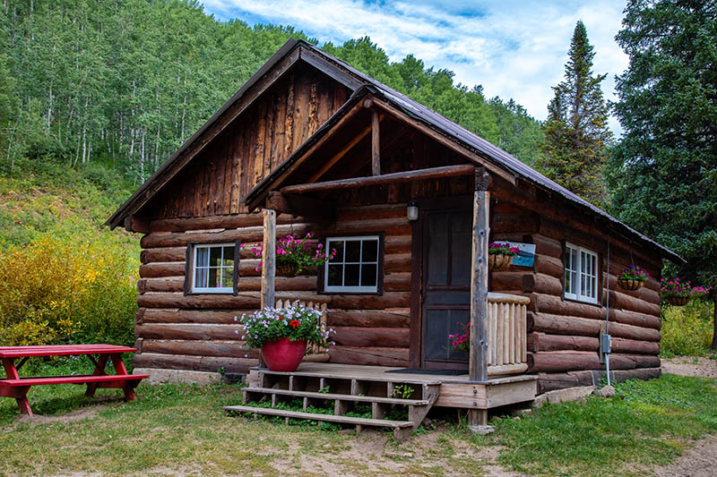 Brook Trout Cabin