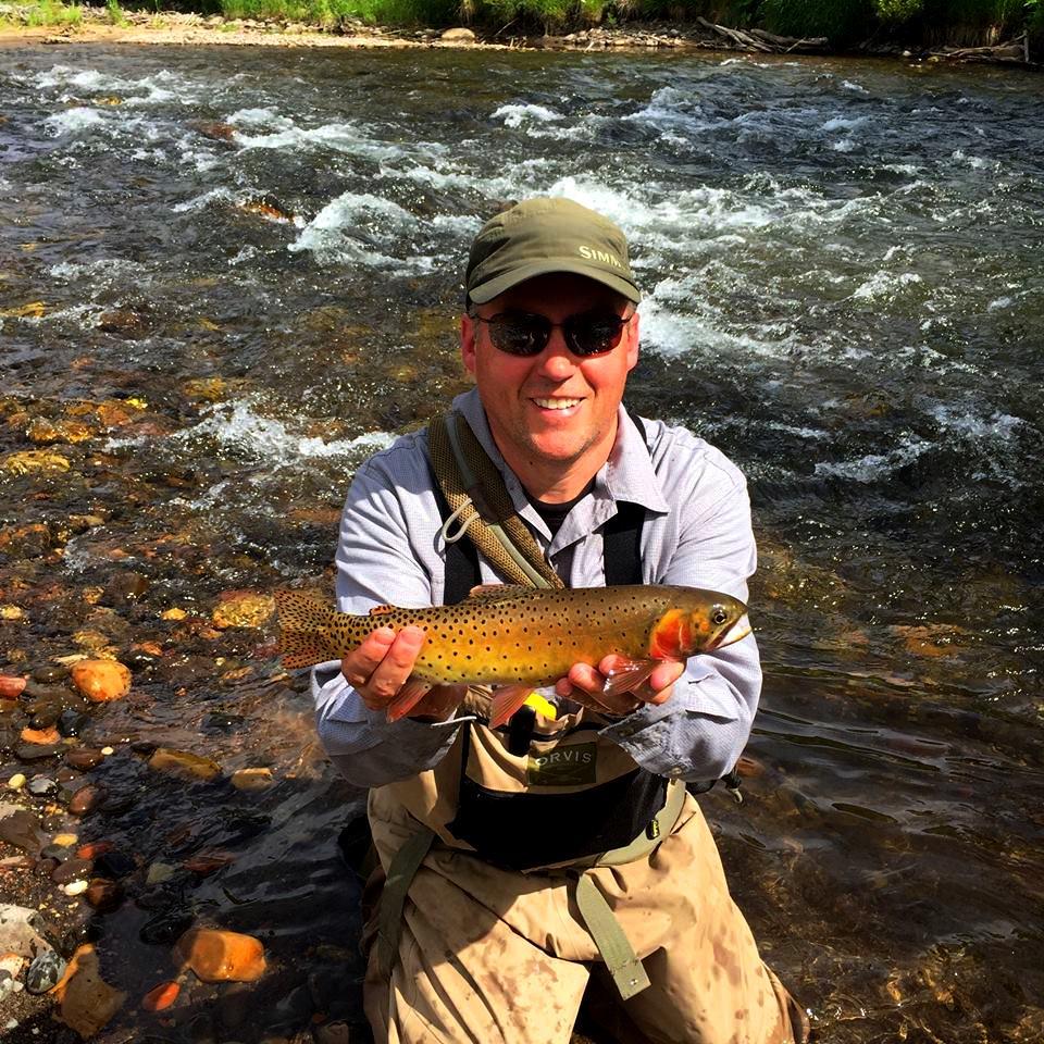 Colorado cabins white river for Colorado fishing lodges