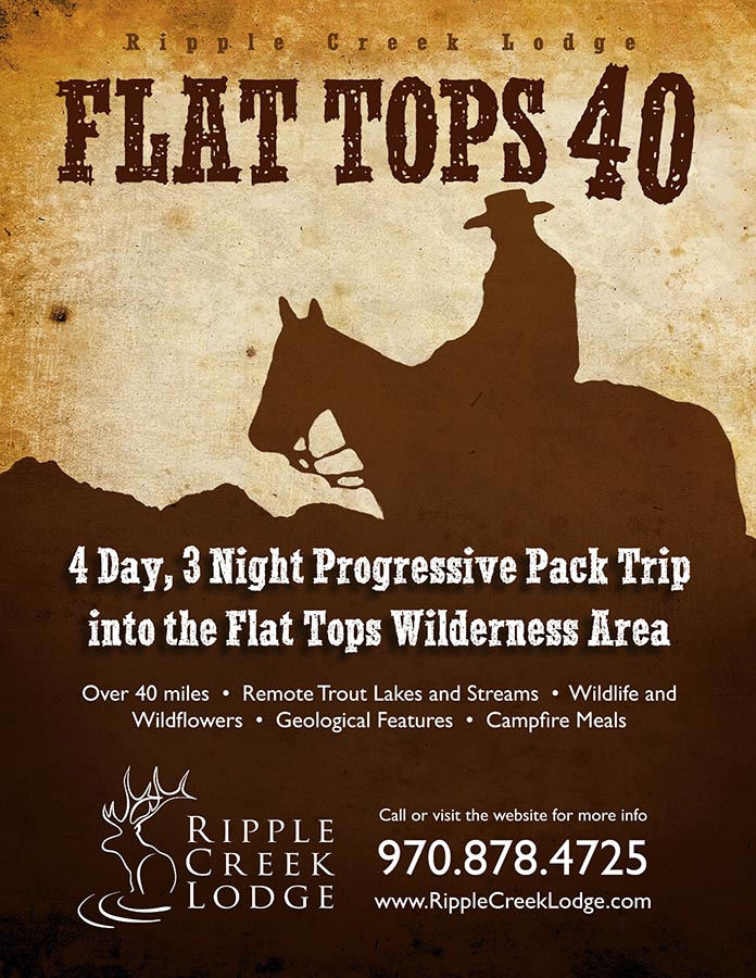 Flat Tops 40 Poster